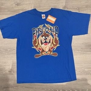 Taz fired up T-shirt